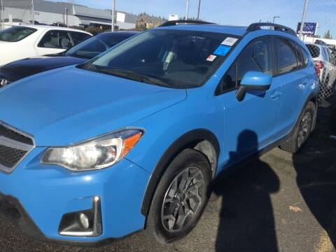 2017 Subaru Crosstrek for sale at Royal Moore Custom Finance in Hillsboro OR