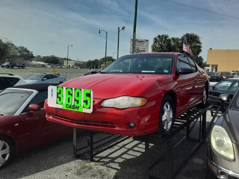 2005 Chevrolet Monte Carlo for sale at Louie's Auto Sales in Leesburg FL