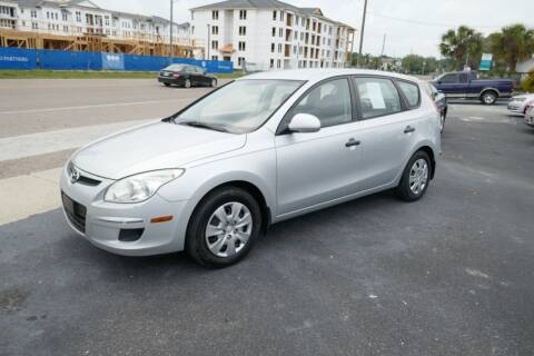 2010 Hyundai Elantra Touring for sale at J Linn Motors in Clearwater FL