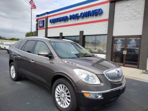 2011 Buick Enclave for sale at Ultimate Auto Deals DBA Hernandez Auto Connection in Fort Wayne IN