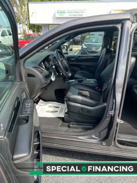 2018 Dodge Grand Caravan for sale at K&N Auto Sales in Tampa FL