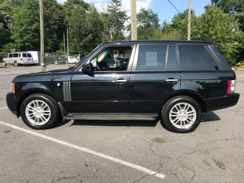 2010 Land Rover Range Rover for sale at ABC Auto Sales (Culpeper) in Culpeper VA