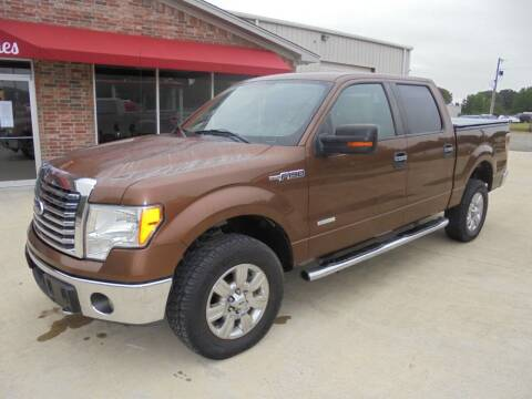 2012 Ford F-150 for sale at US PAWN AND LOAN in Austin AR