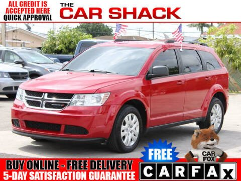 2018 Dodge Journey for sale at The Car Shack in Hialeah FL