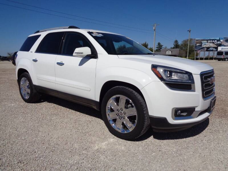 2017 GMC Acadia Limited for sale at Burkholder Truck Sales LLC (Versailles) in Versailles MO