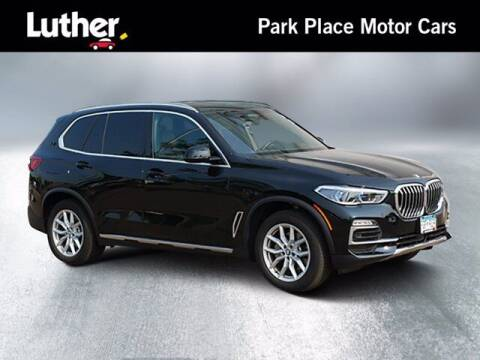 2020 BMW X5 for sale at Park Place Motor Cars in Rochester MN