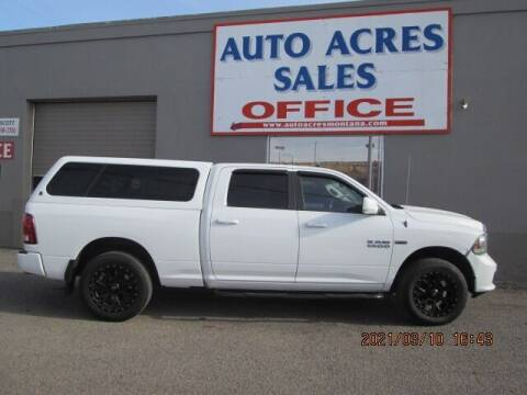 2014 RAM Ram Pickup 1500 for sale at Auto Acres in Billings MT