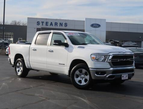 2019 RAM Ram Pickup 1500 for sale at Stearns Ford in Burlington NC