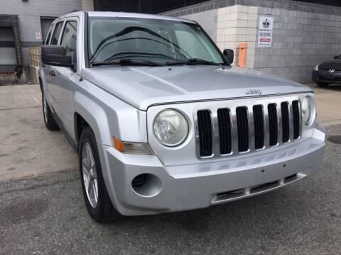 2007 Jeep Patriot for sale at Illinois Auto Sales in Paterson NJ