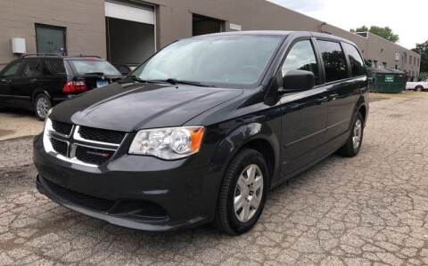 2012 Dodge Grand Caravan for sale at Auto King Picture Cars in Pound Ridge NY