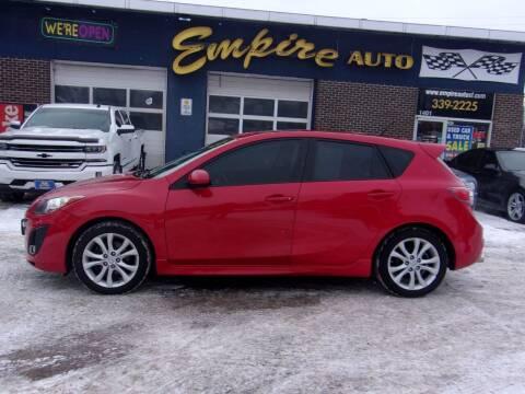 2010 Mazda MAZDA3 for sale at Empire Auto Sales in Sioux Falls SD