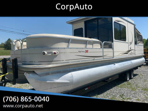 1995 SUNTRACKER PARTY  CRUISER for sale at CorpAuto in Cleveland GA