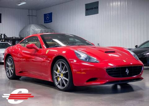 2010 Ferrari California for sale at Cantech Automotive in North Syracuse NY