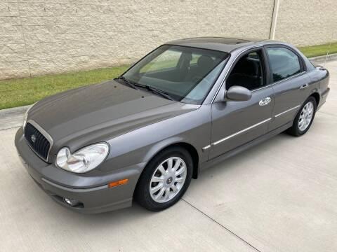 2004 Hyundai Sonata for sale at Raleigh Auto Inc. in Raleigh NC