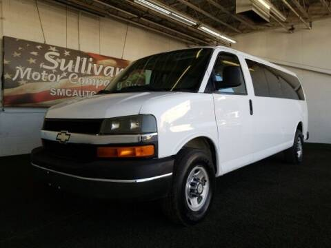 2010 Chevrolet Express Passenger for sale at SULLIVAN MOTOR COMPANY INC. in Mesa AZ