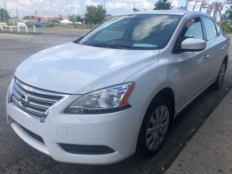 2015 Nissan Sentra for sale at 5 STAR MOTORS 1 & 2 in Louisville KY