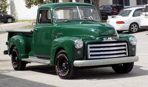 1949 GMC General for sale at COOL CARS in Pompano Beach FL