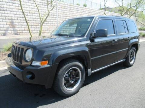 2010 Jeep Patriot for sale at Curry's Cars Powered by Autohouse - Auto House Tempe in Tempe AZ