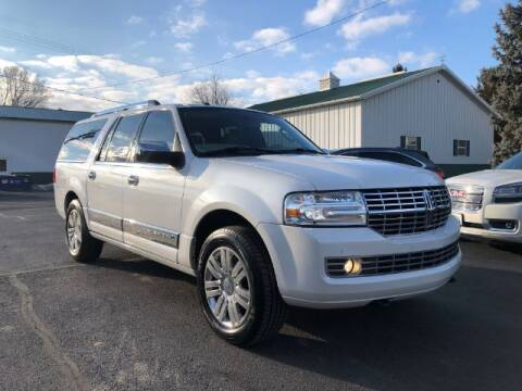 2012 Lincoln Navigator L for sale at Tip Top Auto North in Tipp City OH