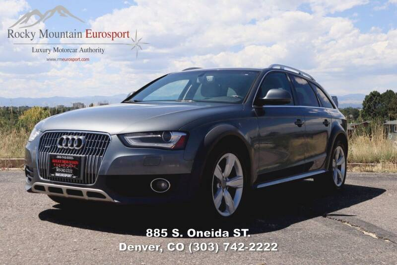 2013 Audi Allroad for sale in Denver, CO