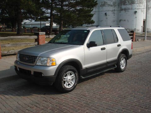 2003 Ford Explorer for sale at Walter Motor Company in Norton KS