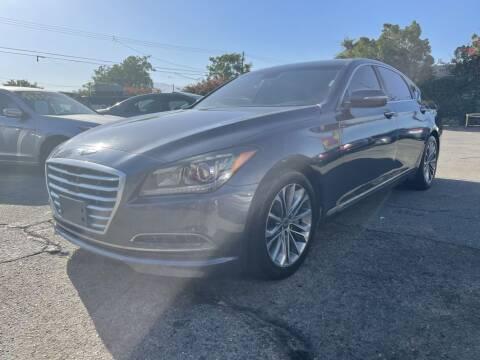 2015 Hyundai Genesis for sale at AutoHaus Loma Linda in Loma Linda CA