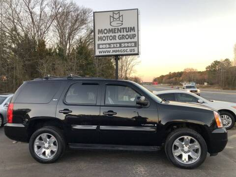 2008 GMC Yukon for sale at Momentum Motor Group in Lancaster SC