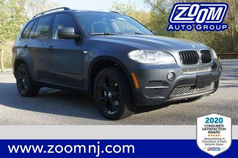 2013 BMW X5 for sale at Zoom Auto Group in Parsippany NJ