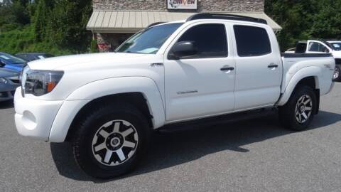 2010 Toyota Tacoma for sale at Driven Pre-Owned in Lenoir NC