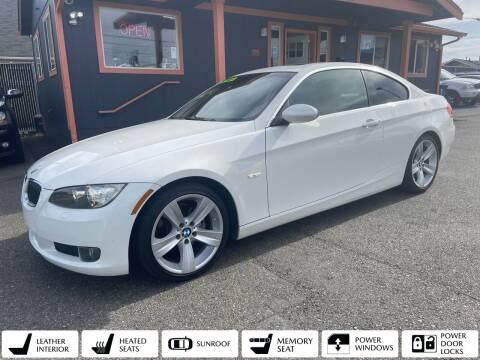 2009 BMW 3 Series for sale at Sabeti Motors in Tacoma WA