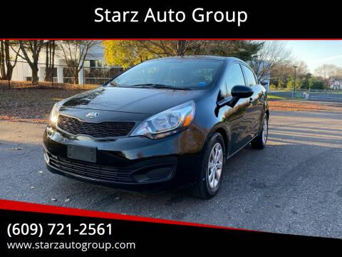 2014 Kia Rio for sale at Starz Auto Group in Delran NJ