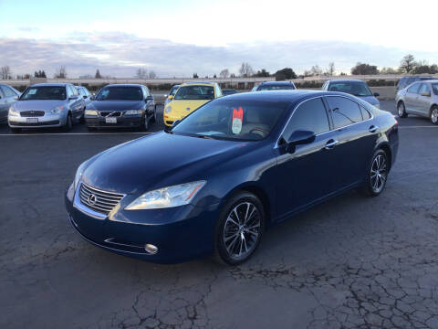 2009 Lexus ES 350 for sale at My Three Sons Auto Sales in Sacramento CA