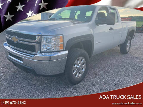 2012 Chevrolet Silverado 2500HD for sale at Ada Truck Sales in Ada OH