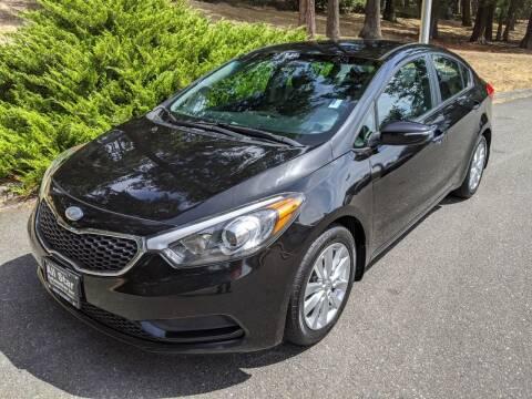 2014 Kia Forte for sale at All Star Automotive in Tacoma WA
