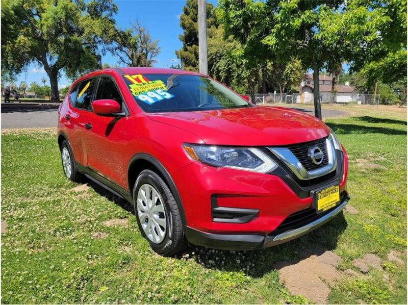 2017 Nissan Rogue for sale at D & I Auto Sales in Modesto CA