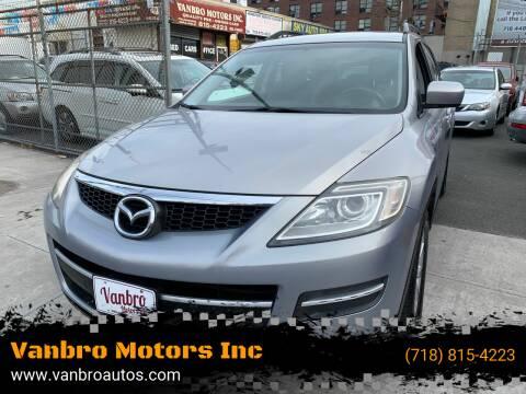 2008 Mazda CX-9 for sale at Vanbro Motors Inc in Staten Island NY