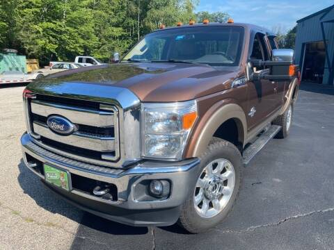 2011 Ford F-350 Super Duty for sale at Granite Auto Sales in Spofford NH