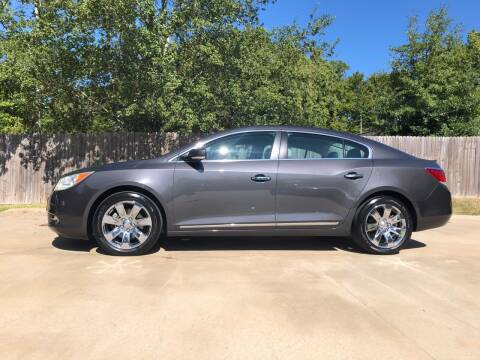 2013 Buick LaCrosse for sale at H3 Auto Group in Huntsville TX