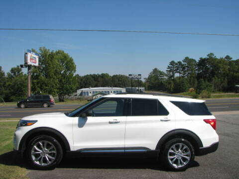 2020 Ford Explorer for sale at Joe Lee Chevrolet in Clinton AR