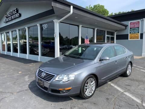 2008 Volkswagen Passat for sale at Prestige Pre - Owned Motors in New Windsor NY