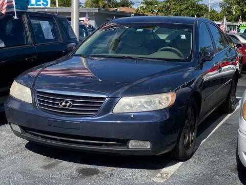 2007 Hyundai Azera for sale at KD's Auto Sales in Pompano Beach FL