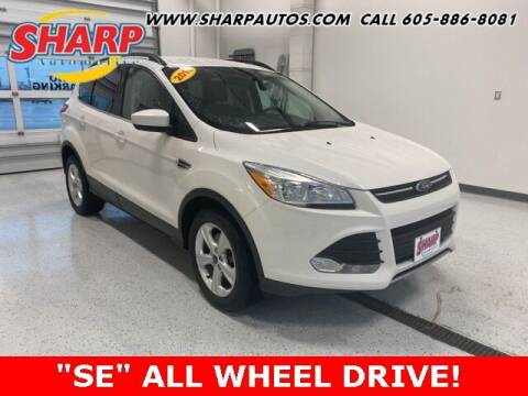 2016 Ford Escape for sale at Sharp Automotive in Watertown SD