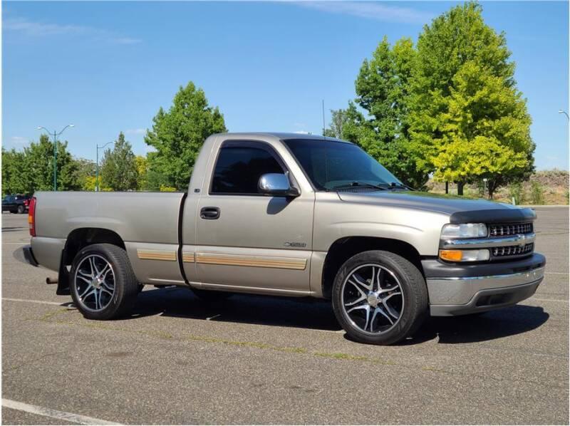 2002 Chevrolet Silverado 1500 for sale at Elite 1 Auto Sales in Kennewick WA