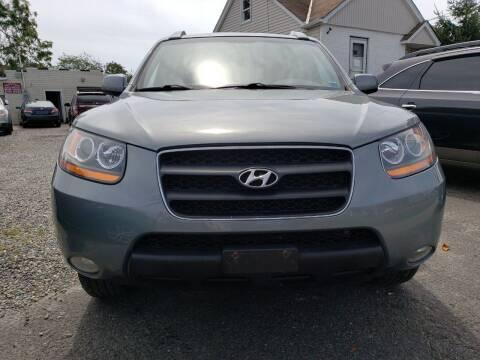 2008 Hyundai Santa Fe for sale at RMB Auto Sales Corp in Copiague NY