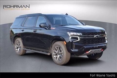 2021 Chevrolet Tahoe for sale at BOB ROHRMAN FORT WAYNE TOYOTA in Fort Wayne IN
