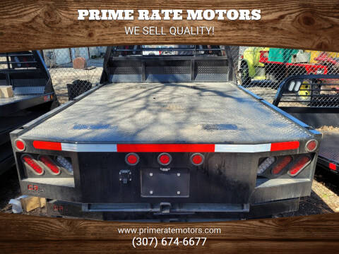 2021 GR Flat Beds for sale at PRIME RATE MOTORS in Sheridan WY