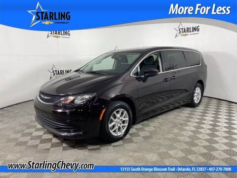2019 Chrysler Pacifica for sale at Pedro @ Starling Chevrolet in Orlando FL