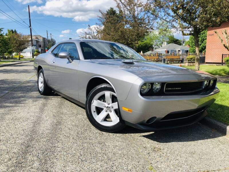 2011 Dodge Challenger for sale at DAILY DEALS AUTO SALES in Seattle WA
