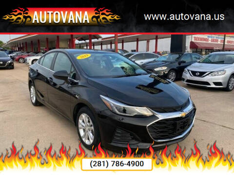 2019 Chevrolet Cruze for sale at AutoVana in Humble TX