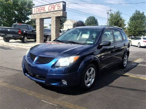 2004 Pontiac Vibe for sale at I-DEAL CARS in Camp Hill PA